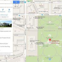 Google Map Maker vandalised
