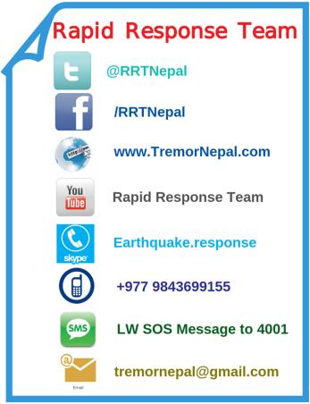 Nepal Social Media Infographic